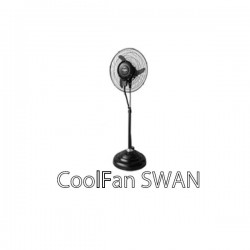 Cool Fan Swan