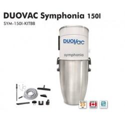 DUOVAC Symphonia 150 I + sada